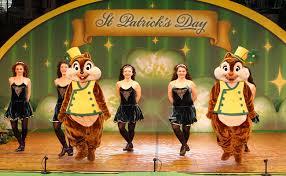 st patricks day disneyland paris magic breaks