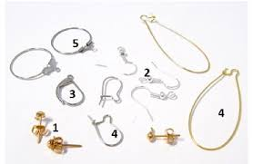 different types of earrings guide to different types of earring closures