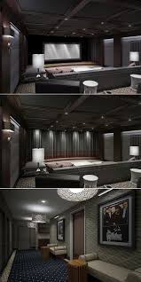 Home Theater Seating Ideas Fancy Home Theatre Furniture With Recliners Leather Sofa And