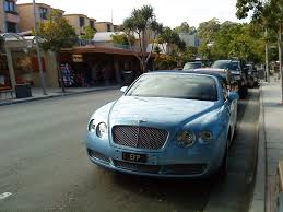 blue bentley baby blue bentley continental gt 2 madwhips