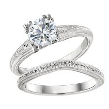 Vintage Style Wedding Rings by Solitaire Vintage Style Engagement Ring Settings