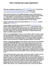 doc 740979 commercial lease templates u2013 stunning commercial