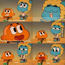 Amazing World Of Gumball Meme - world of gumball memes