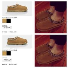 ugg tasman slippers on sale ugg slippers dakota moccasins ebay