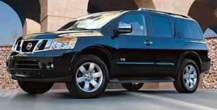 2012 nissan armada information and photos zombiedrive