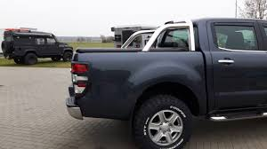 Ford Ranger Truck Cover - ford ranger limited with rigidek tonneau cover youtube