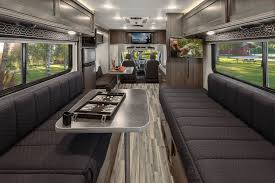 Motorhome Custom Interiors Ford Ford Donates Customized Transit Van To Support The