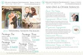 Wedding Album Cost Pricing Delaney Dobson Photography