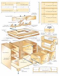 Router Cabinet by Router Table Cabinet Plans U2022 Woodarchivist