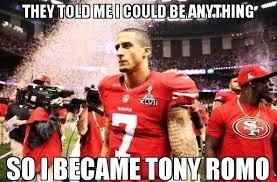Niners Memes - 31 best memes of colin kaepernick the san francisco 49ers losing