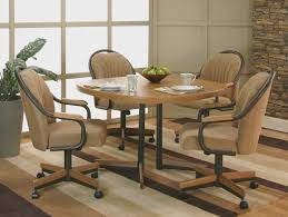rolling dining room chairs rolling dining room chairs new 8 shocking facts about casual