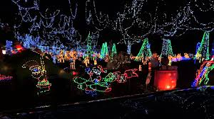 christmas lights longview tx 2015 carmela s mini santa land longview tx youtube