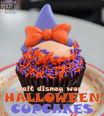 a pinch of pixie dust disney cupcake guide
