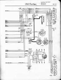 pontiac wiring 1957 1965