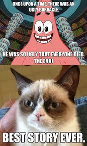 Grumpy Cat Meme Good - good story by grumpy cat fan on deviantart