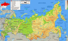 Central America Physical Map by Map Of Russia And The Black Sea Free Printable Maps