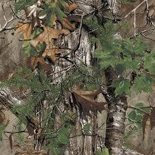 Color Blind Camouflage Realtree Camo Vinyl Wrap 48