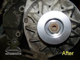 porsche 928 alternator 928 motorsports underdrive alternator pulleys for the porsche