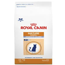 amazon com royal canin veterinary diet mature consult moderate