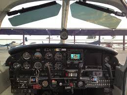 n4627f piper warrior pa28 151 panel and avionics piper cub
