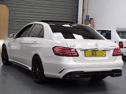 used mercedes co uk used 2013 mercedes e class e63 amg for sale in bradford