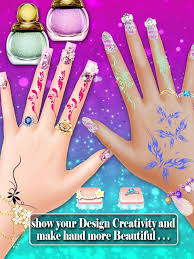 wedding nail art salon android apps on google play