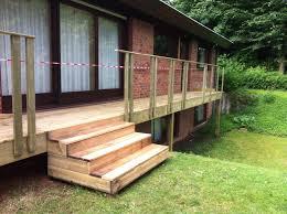 piscine sur pilotis agréable photos de terrasse en bois 12 terrasse sur pilotis sg