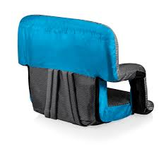 ventura seat portable recliner chair by picnic time