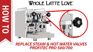 espresso maker how it works profitec pro 700 dual boiler espresso machine whole latte love