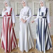 model baju 81 model baju lebaran 2018 casual modis modern elegan muslim