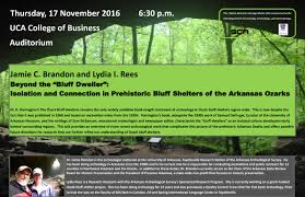native plants of arkansas bluff shelter talk at uca u2013 bluff shelters of the arkansas ozarks