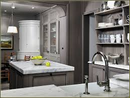 Kitchen Cabinets Stain Kitchen Gray Stained Oak Cabinets Gray Cabinet Paint Gel Stain