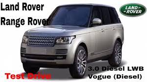 range rover diesel engine 2017 land rover range rover 3 0 diesel lwb vogue diesel test