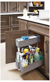 how to clean inside of cabinets sink base cleaning caddy homecrest cabinetry kitchen