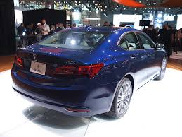 nissan acura 2015 new york 2015 acura tlx replaces the tl and tsx video live