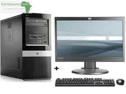 ordinateur de bureau hp ordinateurs de bureau pc bureau hp dual abidjan banabaana