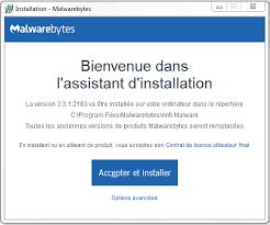comment installer adwcleaner sur le bureau malwarebytes anti malware comment utiliser le logiciel de désinfection