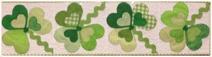 st patrick s day table runner davidene s quilt shop a full service quilt shop offering classes