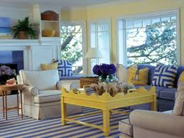 amazing fresh blue and yellow living room ideas cool home design