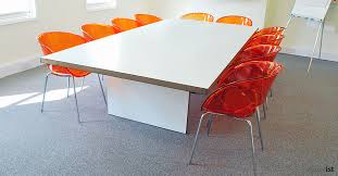Joyn Conference Table Spaceist Small Joyn White Meeting Room Tables Future Ventures