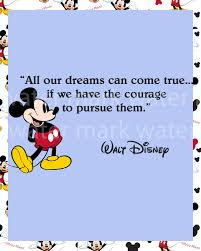 8x10 all our dreams can come true mickey mouse walt disney quote disney mickey mouse dreams come true wall quote vinyl wall art decal sticker wanna turn it in to a canvas
