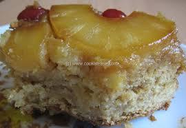 eggless pineapple annasi pazham upside down cake