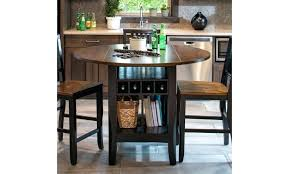 counter height table with butterfly leaf braden drop leaf counter height table schneidermans furniture