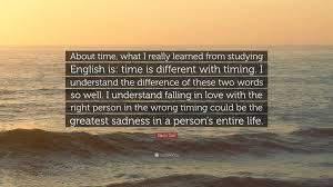 quote about right time xiaolu guo quote u201cabout time what i really learned from studying