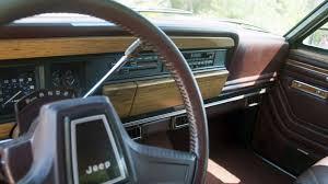 1987 jeep wagoneer 1987 jeep grand wagoneer f54 1 monterey 2014