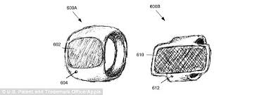 apple smart ring to feature a built in touchscreen and microphone