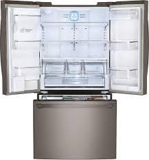 lg bottom freezer french door refrigerator lfxc24726d lg 35 3 4