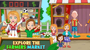 amazon com my town farm appstore for android