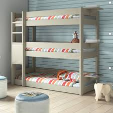 3 Kid Bunk Bed Threes Company Tips For Creating Rooms For 3 Or More Kids Bunk