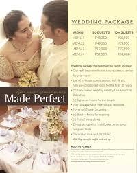Wedding Deals The Aristocrat Restaurant Parties